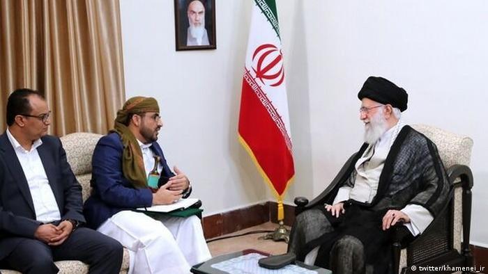 Iran Jemen (twitter/khamenei_ir)
