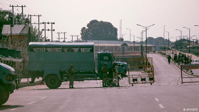 Indian troops in Kashmir (AFP/STR)