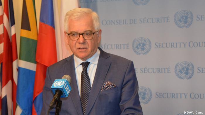 یاجیک جاپوتوویچ (Jacek Czaputowicz)، وزیر امور خارجه لهستان