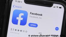 Facebook ließ Sprachnachrichten abtippen