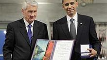 Obama / Nobelpreis / Oslo