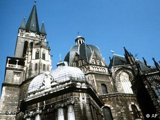 Aachen Stephansdom, 25 Jahre UNESCO-Welterbe Aachener Dom