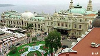 Das Kasino von Monaco