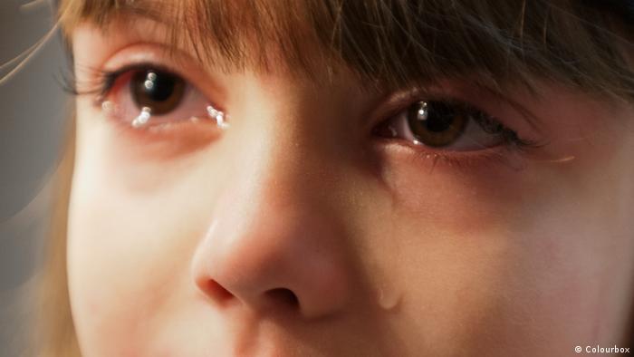 Warum vergießen wir eigentlich Tränen?