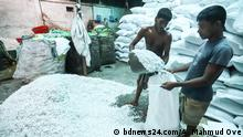 Kunststoffaufbereitung in Bangladesch