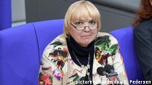 Bundestag | Claudia Roth Bundestagsvizepräsidentin leitet die 86. Sitzung des Bundestages