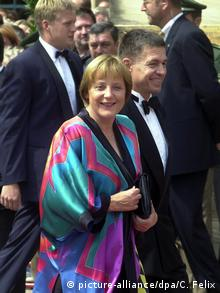 Opernfan Angela Merkel
