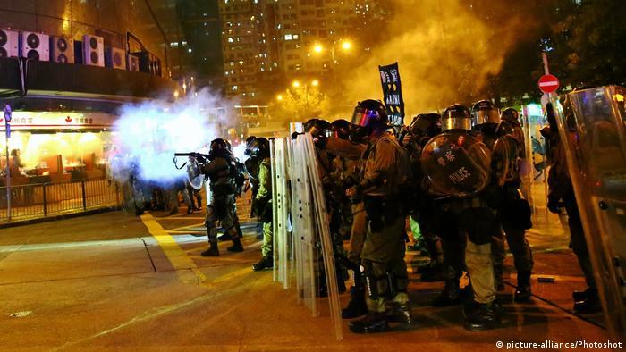 Hongkong (picture-alliance/Photoshot)