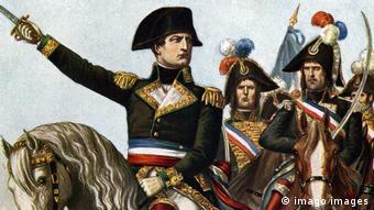 Και ο Ναπολέων είχε επιδιώξει την πρωτοκαθεδρία στην Ευρώπη