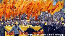 Ukraine, Orangene Revolution