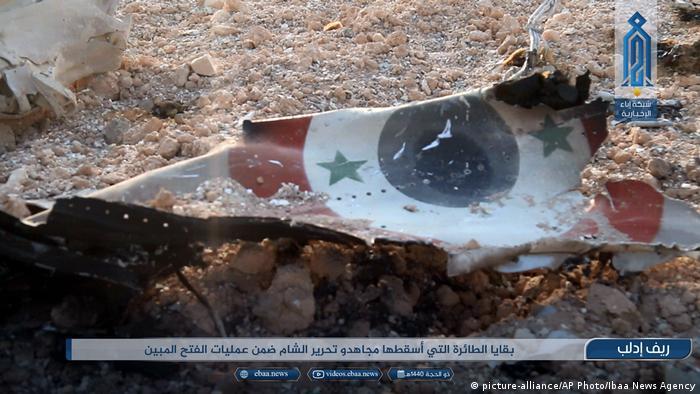 دهها آواره سوری در بمباران ادلب کشته شدند