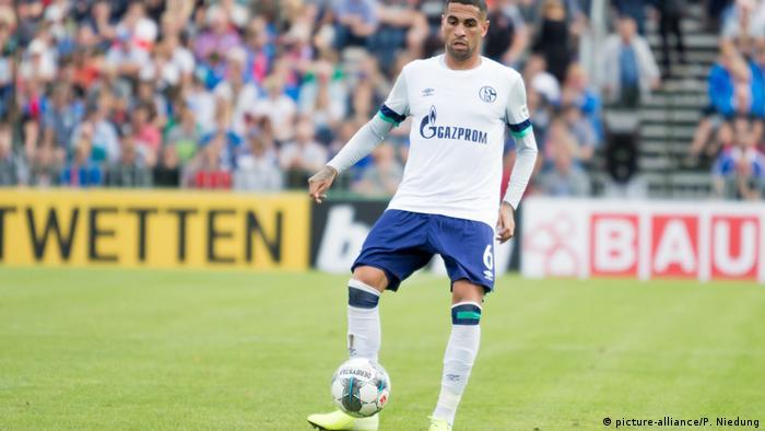 Schalke 04 / Omar Mascarell (España).