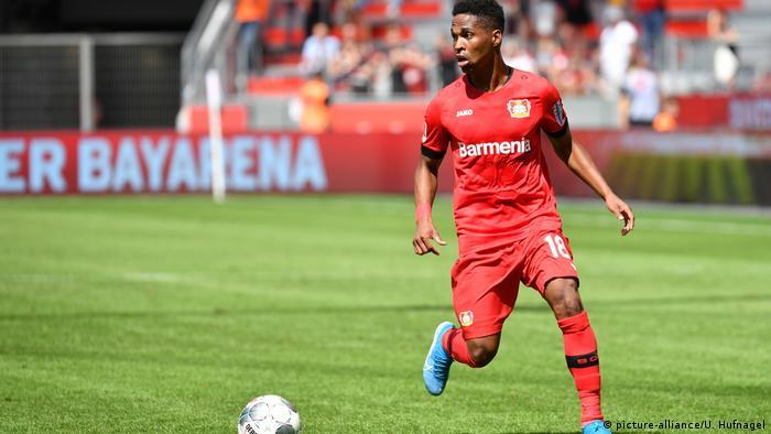 Bayer Leverkusen / Wendell (Brasil).