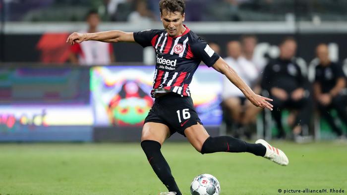 Eintracht Frankfurt / Lucas Torró (España).