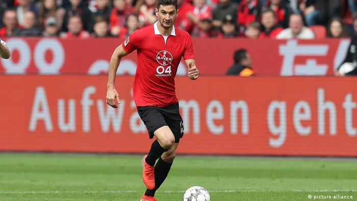 Bayer Leverkusen / Lucas Alario (Argentina).