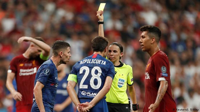 UEFA Super Cup - Liverpool vs Chelsea