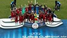 UEFA Super Cup - Liverpool vs Chelsea