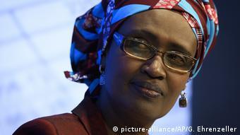 UNAIDS Yardım Programı Başkanı Winnie Byanyima