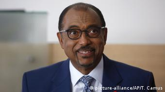 Michel Sidibe (picture-alliance/AP/T. Camus)