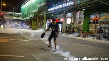 China, Hongkong: Neue Proteste