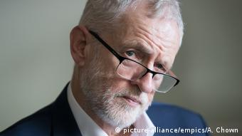 Jeremy Corbyn (picture-alliance/empics/A. Chown)