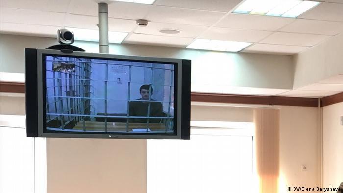 Трансляция суда над Егором Жуковым