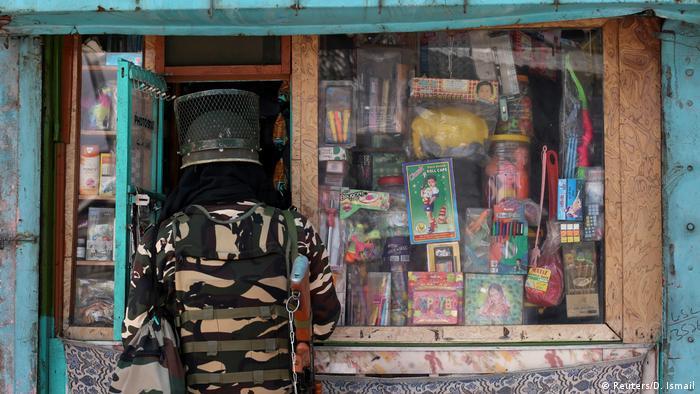 Bildergalerie Kaschmir Alltag in Srinagar (Reuters/D. Ismail)