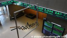 Griechenland Athen Börse