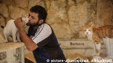 Syrien | Der Katzenmann von Aleppo
