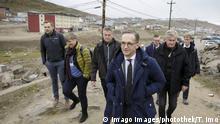 Kanada Iqualuit | Bundesaußenminister Maas besucht Kanada