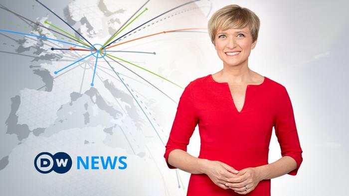 DW News Moderatorin Marianna Evenstein (Artikelbild)