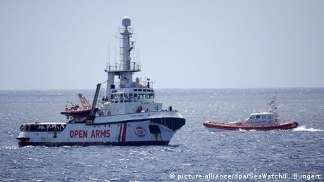 Eνδοκυβερνητική σύγκρουση στην Ιταλία για το μεταναστευτικό