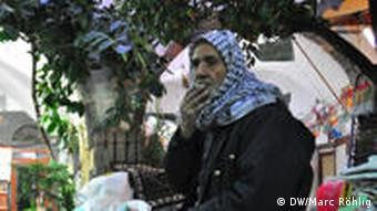 Die Altstadt von Damaskus