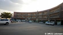 Mosambik Gerichtsgebäude in Nampula