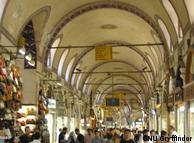 Bazar em Istambul