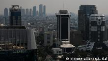 Indonesien, Jakarta: Skyline