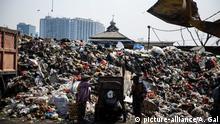 Indonesien, Jakarta: Alltagsleben