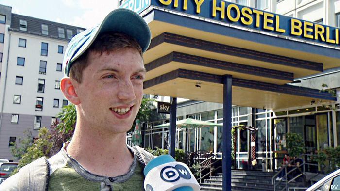 Deutschland Still DW Beitrag City Hostel Berlin (DW)