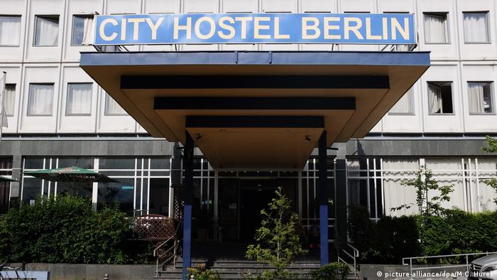 North Korea hostel in Berlin