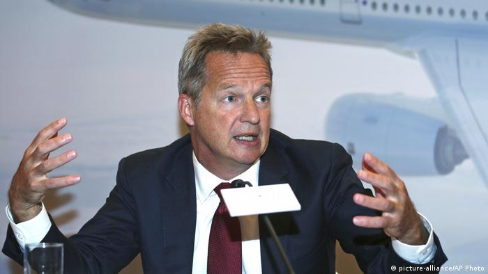 Rupert Hogg, former CEO of Cathay Pacific