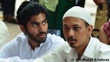Indien Junge Männer in Kaschmir