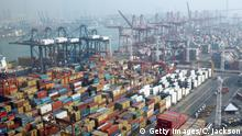 China, Hongkong: Hafen (Getty Images/C. Jackson)