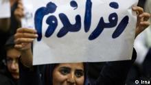 Forderung nach Referendum in Iran