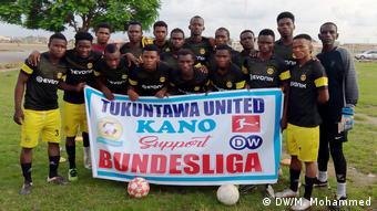 Nigeria Bundesliga Fans in Kano | Tukuntawa