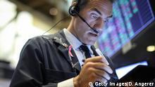 USA Börsen auf Talfahrt