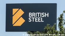 British Steel (picture-alliance/dpa/PA Wire/D. Lawson)