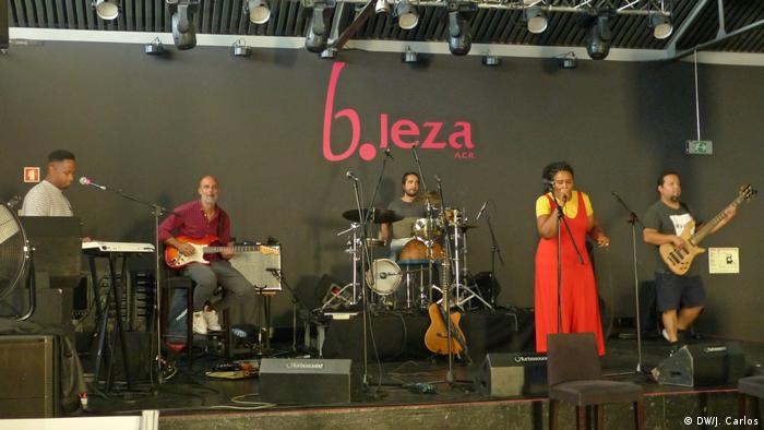 Portugal Benefizkonzert im Klub B.Leza