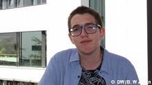 Porträtfoto des Deutschlerners Atanas aus Bulgarien