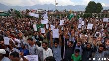 Kaschmir Protest & Unruhen in Srinagar