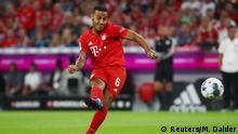 1. Bundesliga 01. Spieltag   FC Bayern München vs. Hertha BSC Berlin   Thiago
